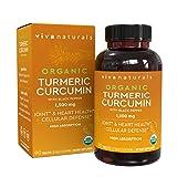 Organic Turmeric Curcumin Supplement with