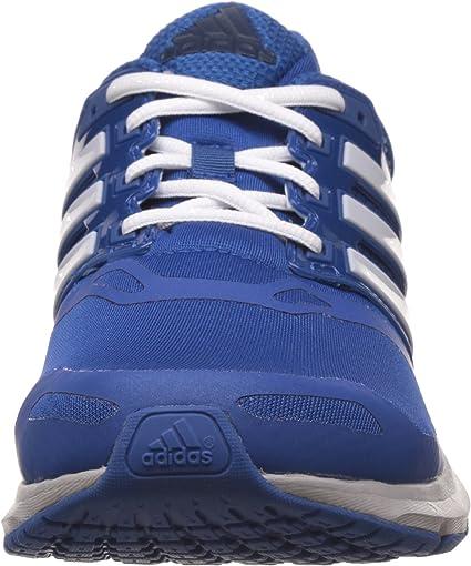 Questar Techfit Entrenadores - Hombre - Azul/Blanco: Amazon.es: Zapatos y complementos