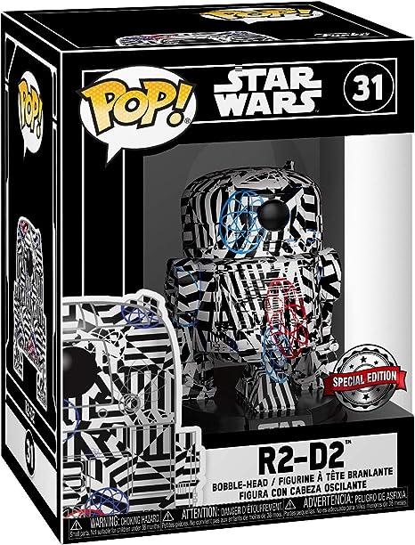 Vinyl Star Wars #31 R2-D2 Funko R2D2 POP