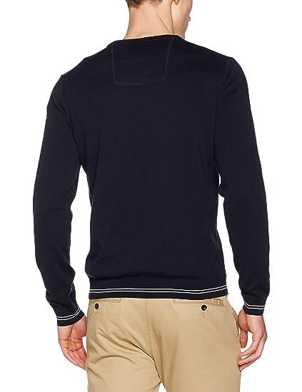 BOSS Green Men's Vime_S17 Sweatshirt, Blau (Navy 410), Small: Amazon.co.uk:  Clothing
