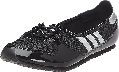 ballerine adidas noir et argent