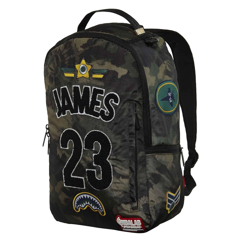 Laptop & Messenger Bags Sprayground NBA Lab Curry Elysium Backpack Unisex