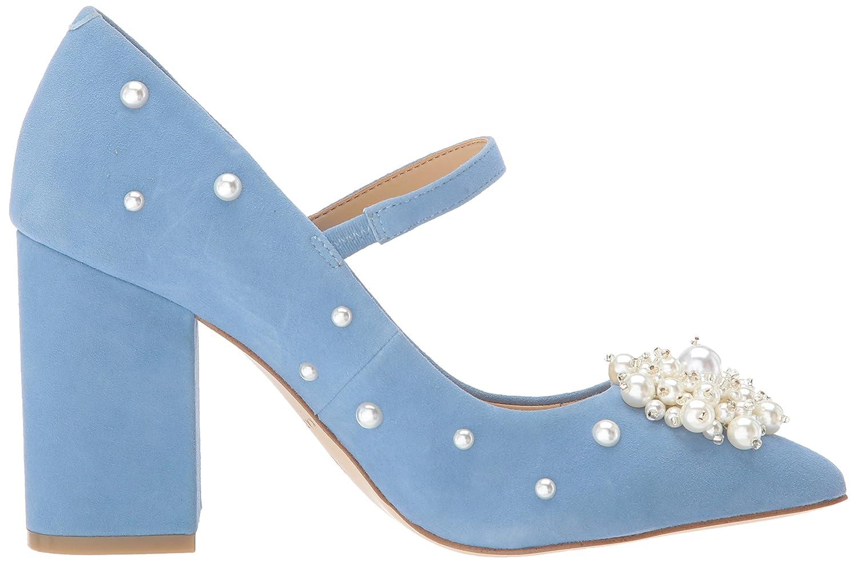 Katy Perry Women's The Saidee Ballet Flat B06XD29VK5 9 B(M) US|Sky Blue