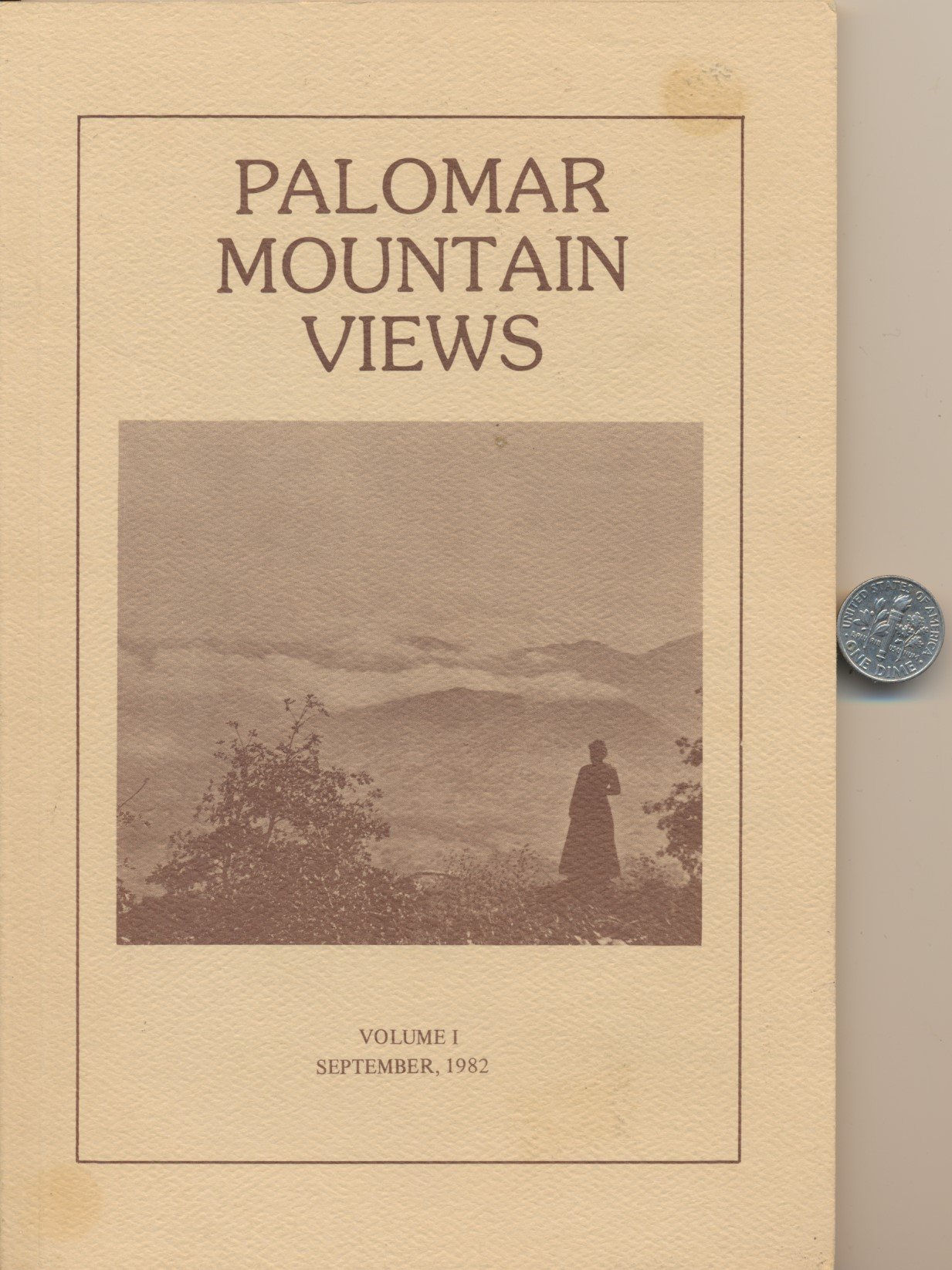Palomar Mountain Views : Brief History of Palomar Mountain Fire Dept