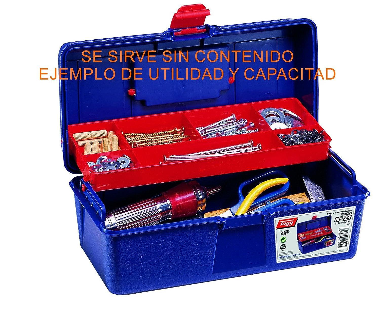 Unbekannt 121005 - Caja de herramientas: Amazon.es: Bricolaje y herramientas