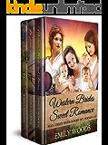 Western Brides Sweet Romance Mail Order Bride Boxed Set, Books 1 - 3