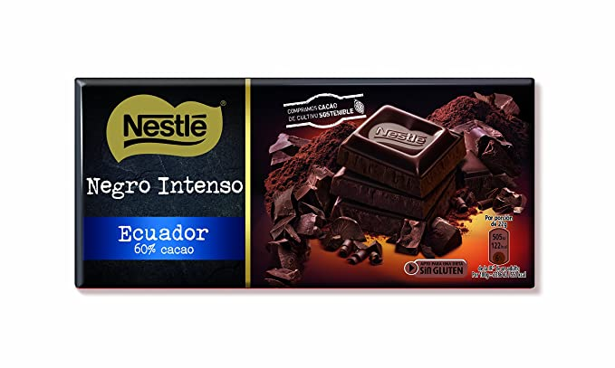 Nestlé Chocolate negro - 200 gr