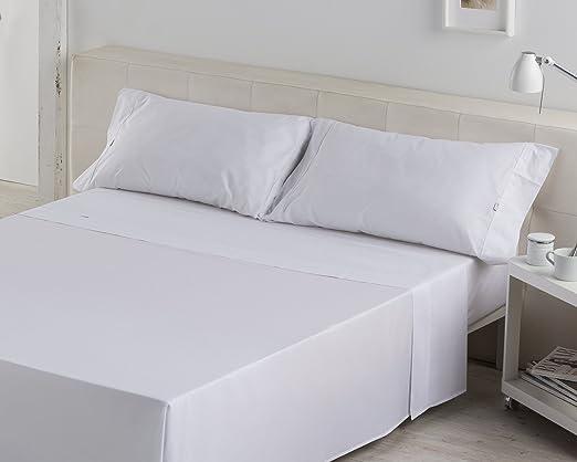 ESTELA Juego de sábanas de algodón de 200 Hilos (4 Piezas ...