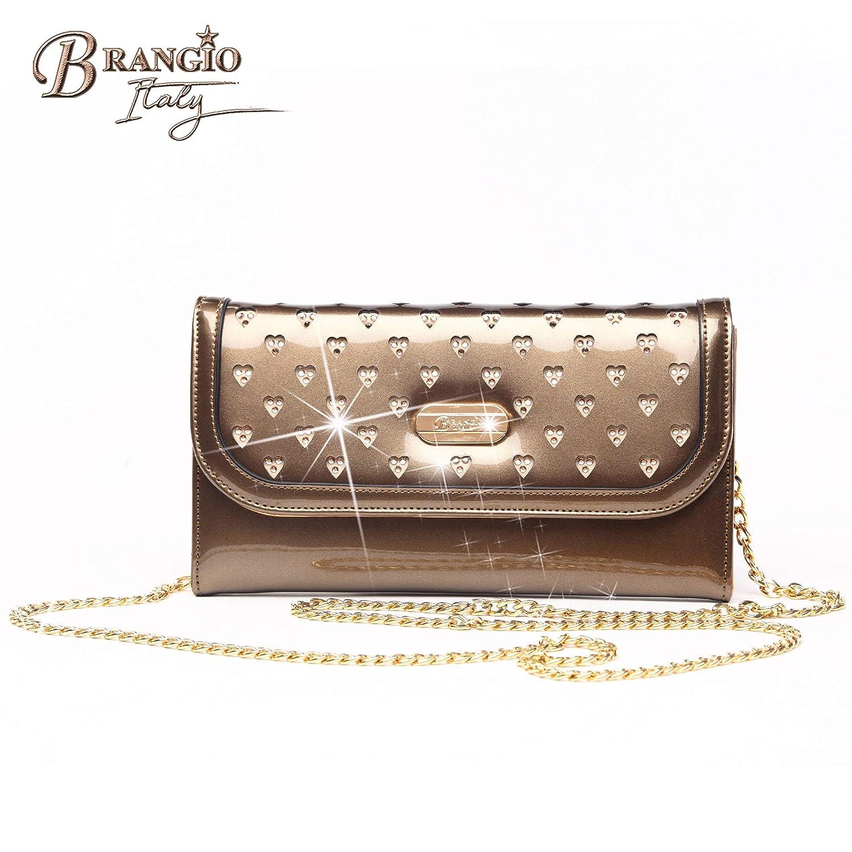 Classy Encrusted Crystal Stud Handbag Milky Way Travel Overnight Bag
