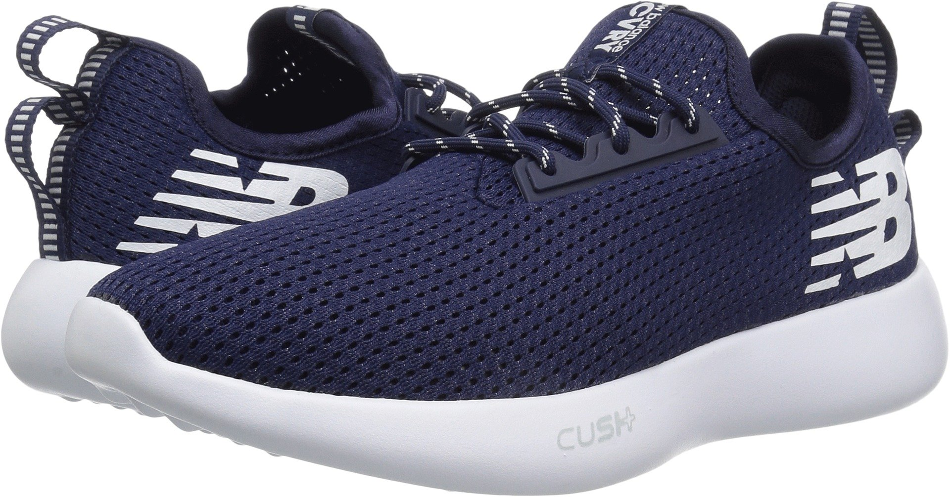 New Balance Men's NB Recovery v1 Transition Lacrosse Shoe, Navy, 11 D US by New Balance