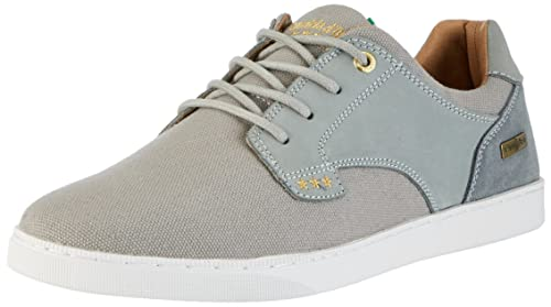 Pantofola d'Oro VASTO CANVAS UOMO LOW Noir Vn3RJthS