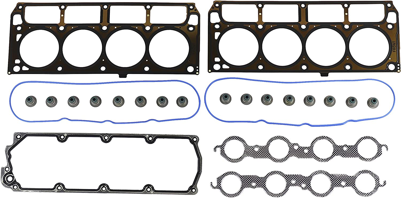 DNJ HGS3171 MLS Head Gasket Set//For 2005-2007// Cadillac CTS Pontiac//Corvette Chevrolet GTO// 6.0L// OHV// V8// 16V// 364cid