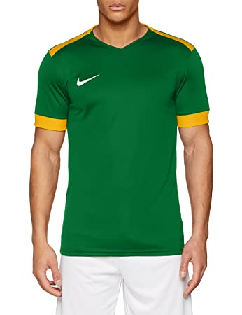 Nike Herren Dry Park Derby II Football Jersey T Shirt White