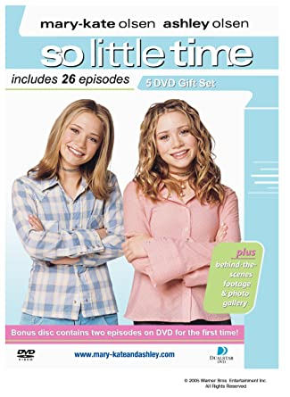 97507fdf1395 Amazon.com: So Little Time - The Complete Series: Mary-Kate Olsen, Ashley  Olsen, Eric Lutes, Clare Carey, Jesse Head, Taylor Negron, Natashia  Williams, ...