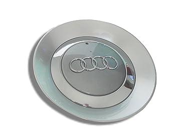 Audi A4 S4 rueda centro tapacubos tapas 8e0601165 8e0 601 165 (una sola pieza): Amazon.es: Coche y moto