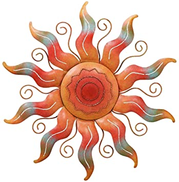 regal art gift sun wall decor - Sun Wall Decor