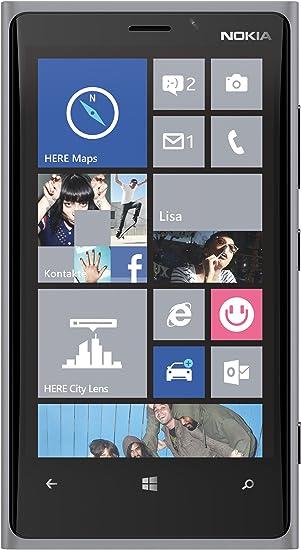 Nokia Lumia 920 - Smartphone Libre (Pantalla de 4,5