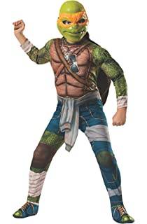 Amazon.com: Teenage Mutant Ninja Turtles Deluxe Michelangelo ...
