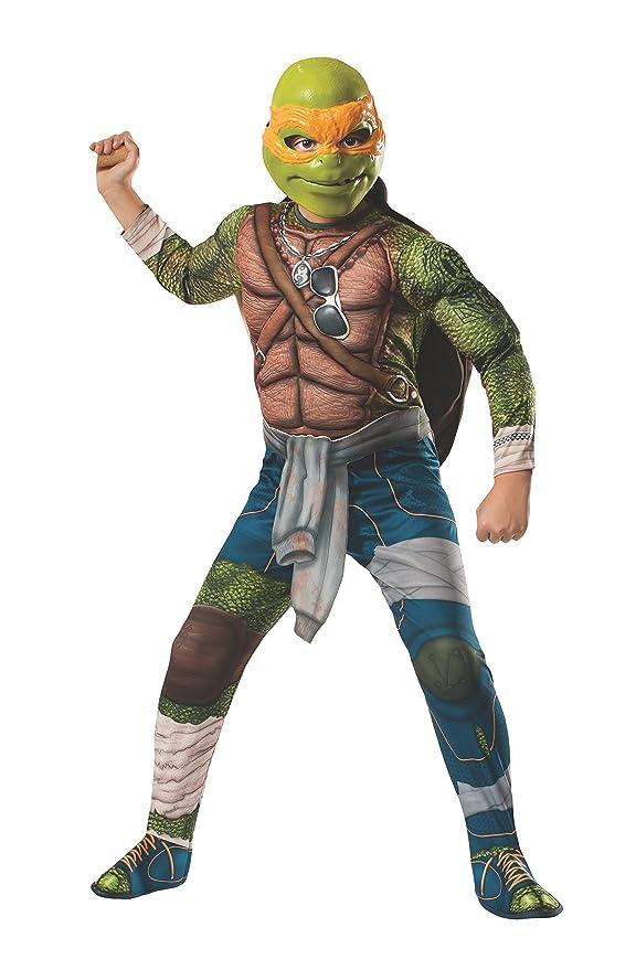 Rubies - Disfraz Infantil de Tortuga para niños: Amazon.es ...