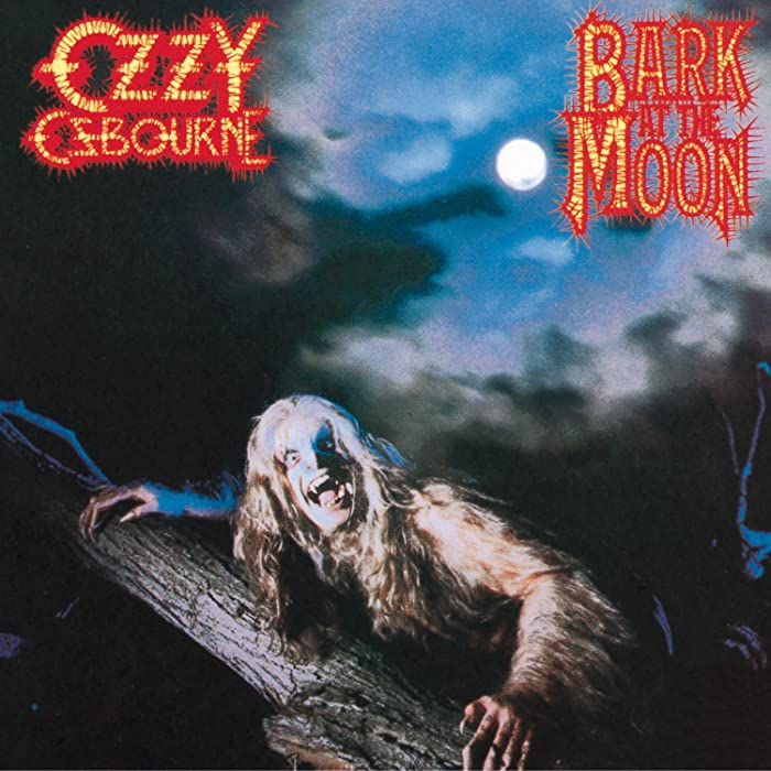 Los 7 Ozzy Osbourne Bark At The Moon