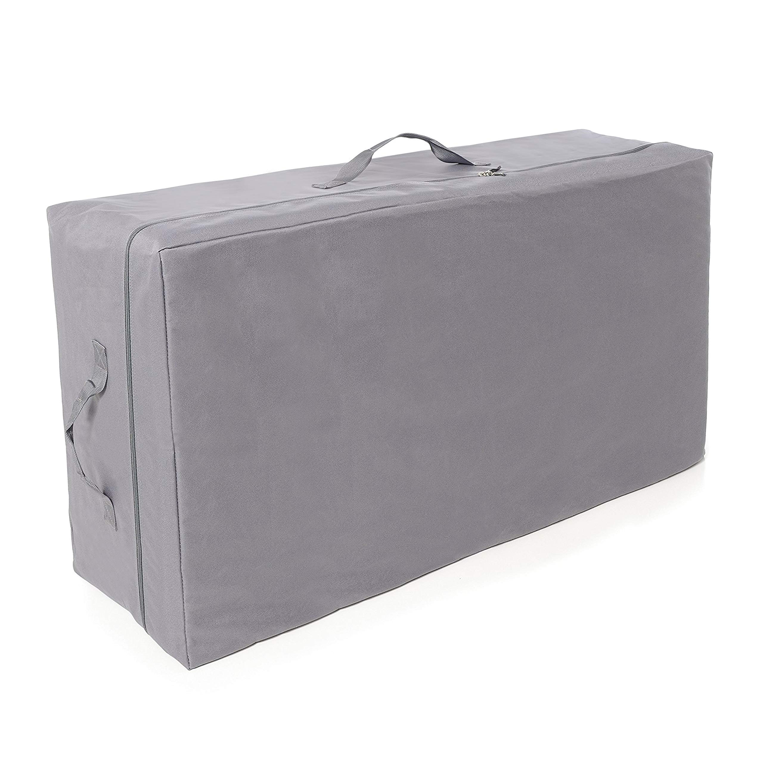 Carry Case for Milliard Tri-Fold Mattress | 6'' Queen | Does NOT FIT 4''