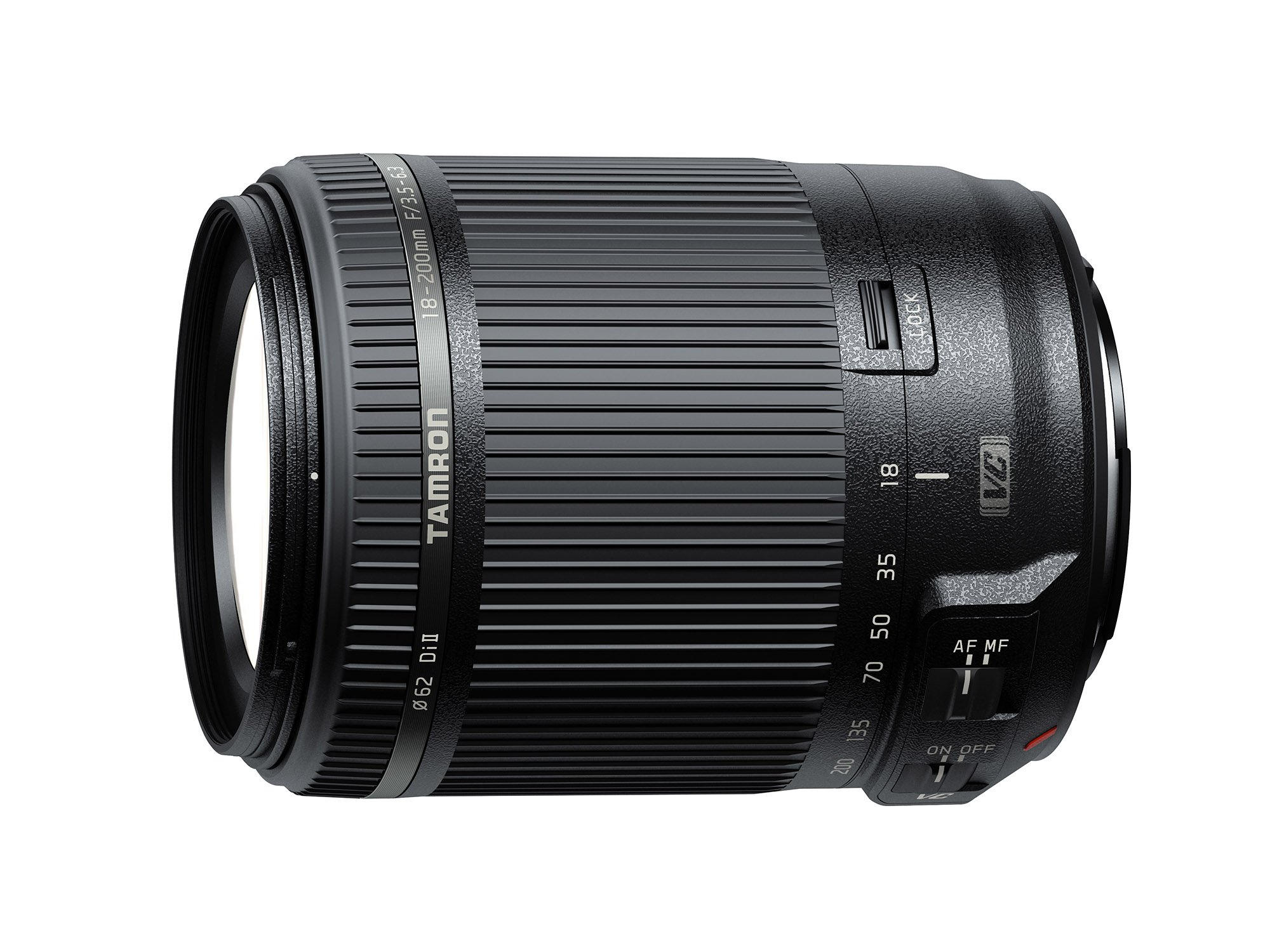 Tamron AF 18-200mm F/3.5-6.3 Di-II VC All-in-One Zoom for Canon APS-C Digital SLR by Tamron