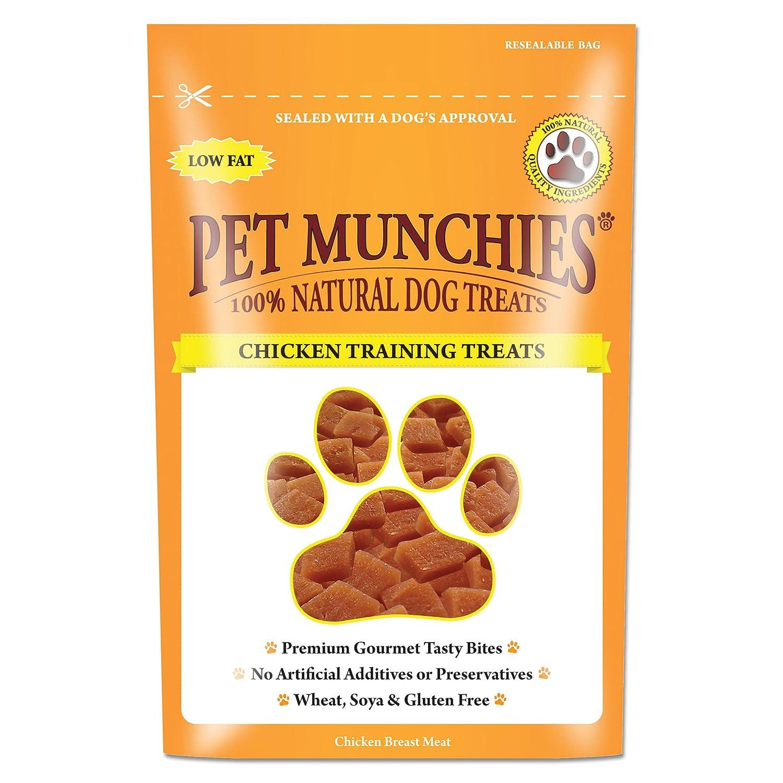 Pet Munchies - Paquete de 8 bolsas de chucherías de pato ...