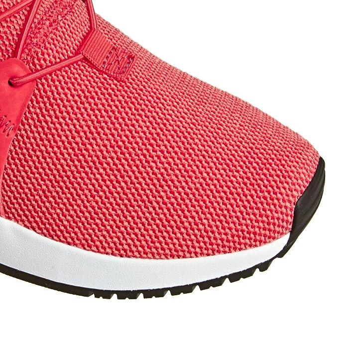 adidas Damen Cloudfoam QT Racer Fitnessschuhe, Violett (Ice