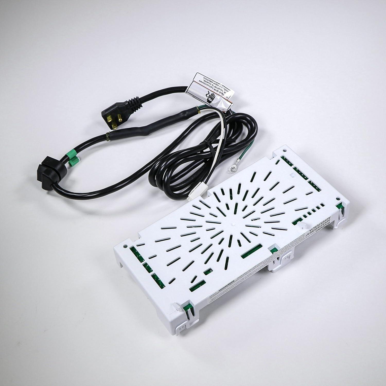 Whirlpool w10763748座金電子制御ボード B072YWLWKP