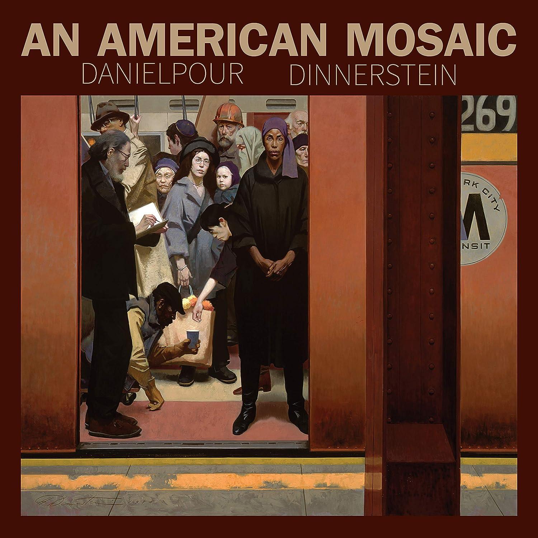 Simone Dinnerstein, Richard Danielpour, Simone Dinnerstein, Simone  Dinnerstein, Simone Dinnerstein - An American Mosaic - Amazon.com Music