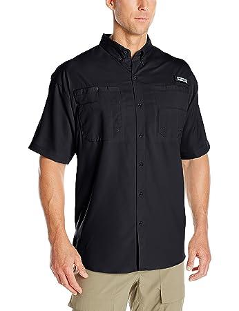7066de89061 Columbia Men's Tamiami II Short Sleeve Shirt (Big): Amazon.co.uk ...
