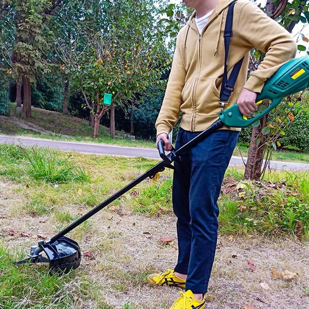 JFZCBXD Cortador de maleza de Mano, pequeño Multi-Uso como Mochila cortadora de césped cortadora de césped eléctrica para el árbol del Cuidado del césped Cultivar un huerto casero / 1600W: Amazon.es: Deportes