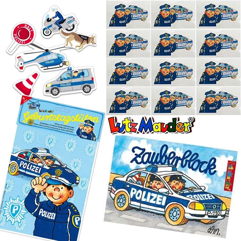 72 Juego de Obsequios de cumpleaños * * de policía para niños (o ...