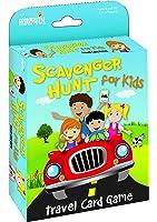 Travel Scavenger Hunt Card Game