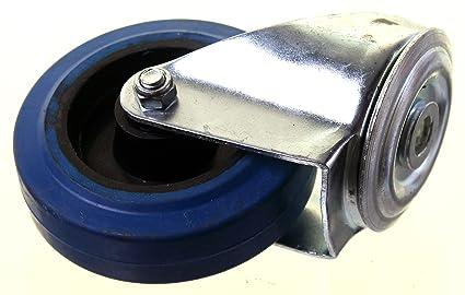 Kart grande azul rueda de ruedas para 4 ruedas para funda de palos de golf