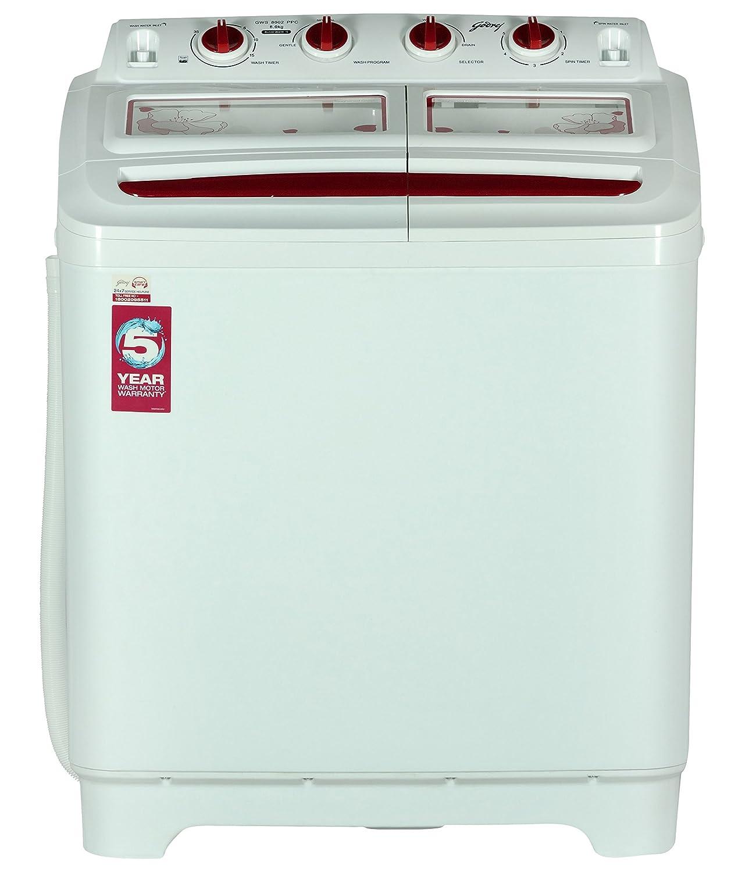 Godrej Gws 8002 Ppc Semi Automatic Top Loading Washing Machine 8 Kg Wiring Diagram Pdf Dew Red Home Kitchen