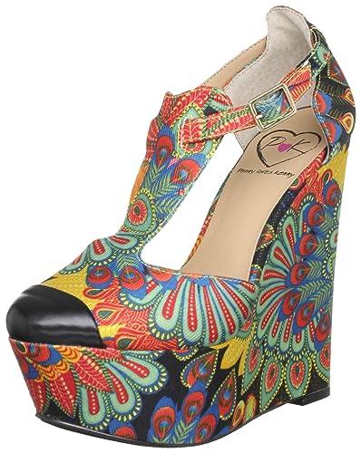 Penny Loves Kenny Nira, Schuhe Damen, Schwarz - schwarz - Größe: 38.5