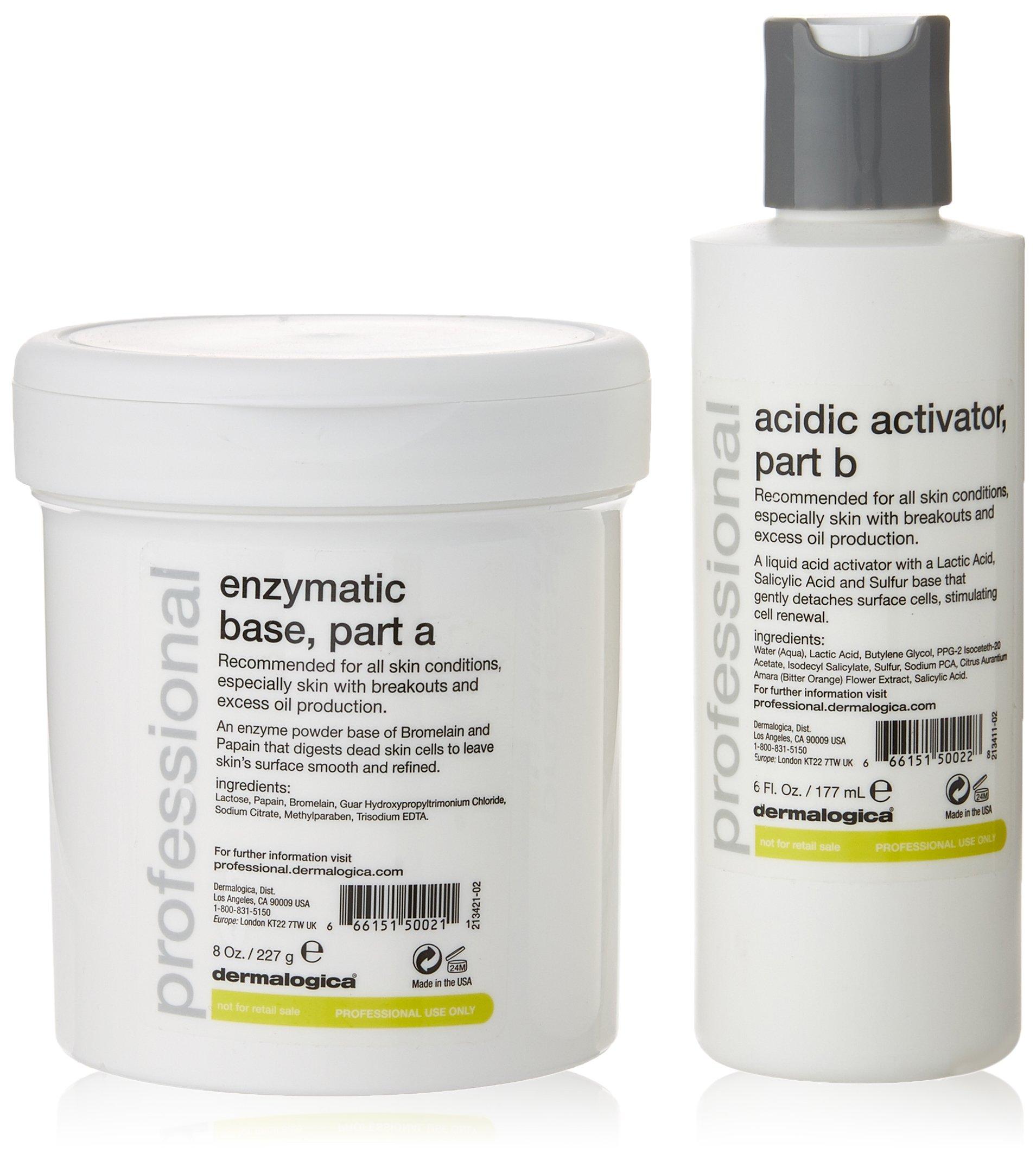 Dermalogica Skin Exfoliant System, 4 Count