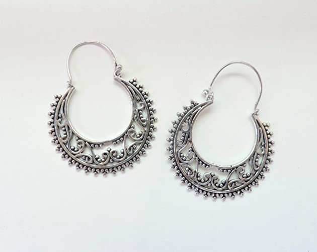 0b0e23471 Amazon.com: Indian Tribal Earrings- Bohemian Earrings- Boho Earrings ...