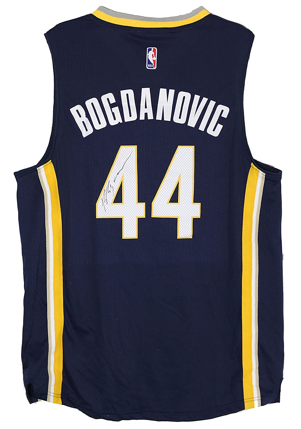 Bojan Bogdanovic Indiana Pacers Signed Autographed Blue  44 Jersey JSA COA  at Amazon s Sports Collectibles Store e7001be03