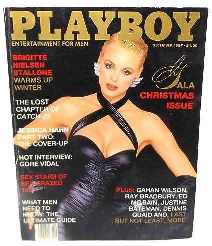 Girl Brigitte nielsen playboy bilder