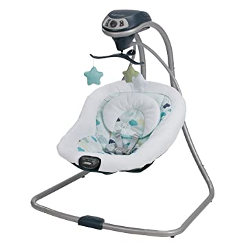 Graco Simple Sway Comfortable Electronic Baby Swing Seat Chair Fast Ship
