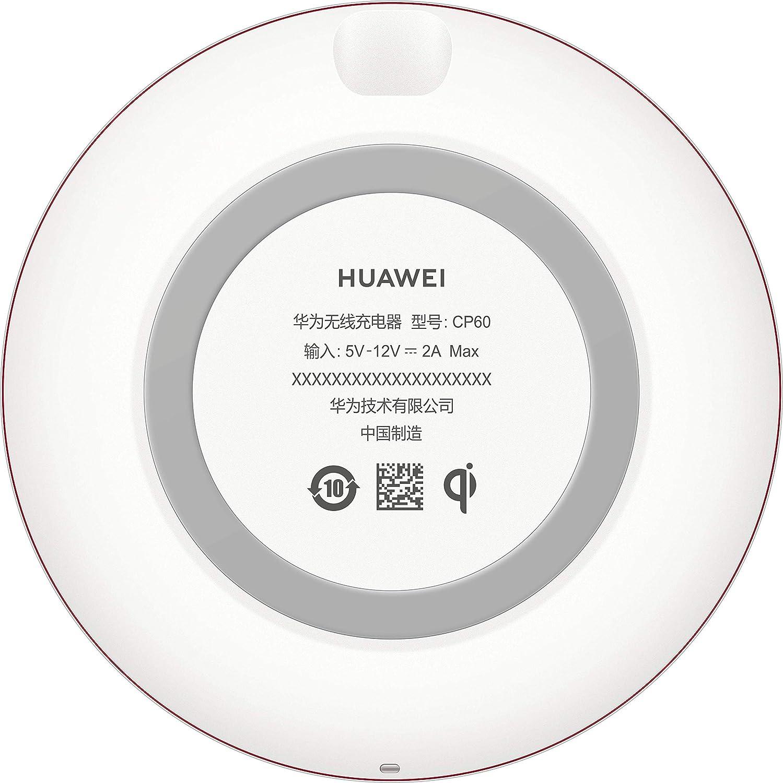 HUAWEI 55030353 - Cargador inalambrico 10V/4A, conexión Cable Tipo C