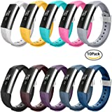 Amazon Price History for:Fitbit Alta Bands,Greeninsync(TM) Fitbit Alta Accessory Replacement Bands Large Small Available in 18 Colors with Metal Clasp and Ultrathin Fastener
