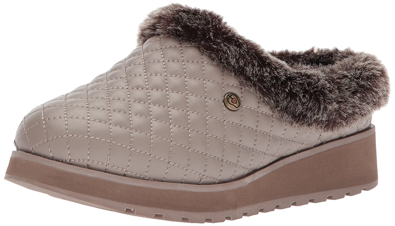 Skechers BOBS Women's Keepsakes High Quilted Clog