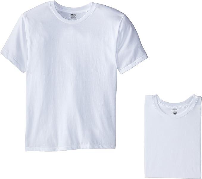 Jockey Big Boys 3 Pack A Shirt