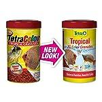 Tetra Tropical Colour Granules, Fish Food with Natural Colour Enhancers, 300g