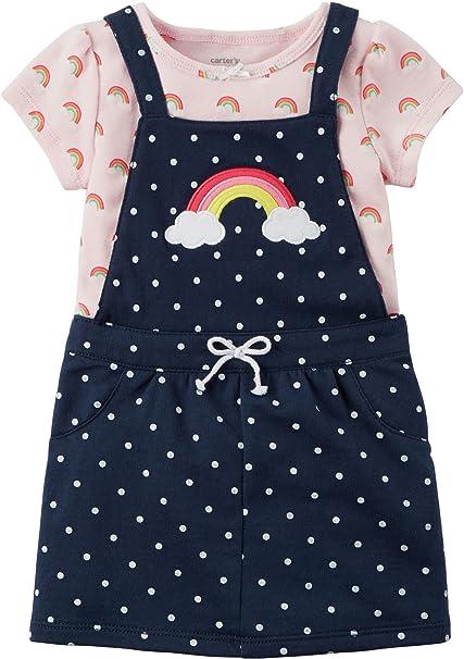 dee477087958 Amazon.com  Carter s Baby Girls  2 Piece Bodysuit and Jumper Set ...