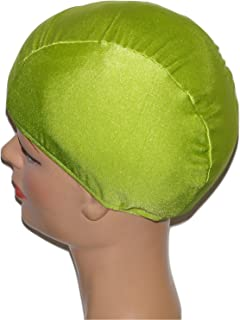 product image for Extra Large Pea Pod Green Lycra Swim Cap (XL)