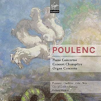 Poulenc: Piano Concerto